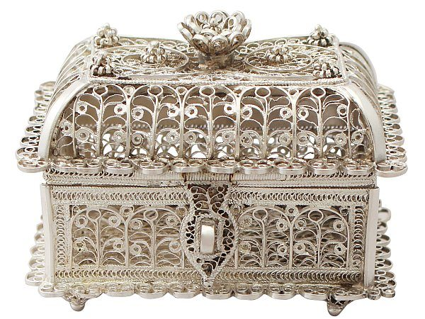 History of Freedom Casket