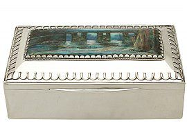 History of jewellery boxes