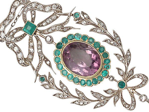 History of Suffragette Jewellery
