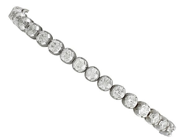 History of Tennis Bracelet