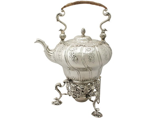 History of spirit kettles