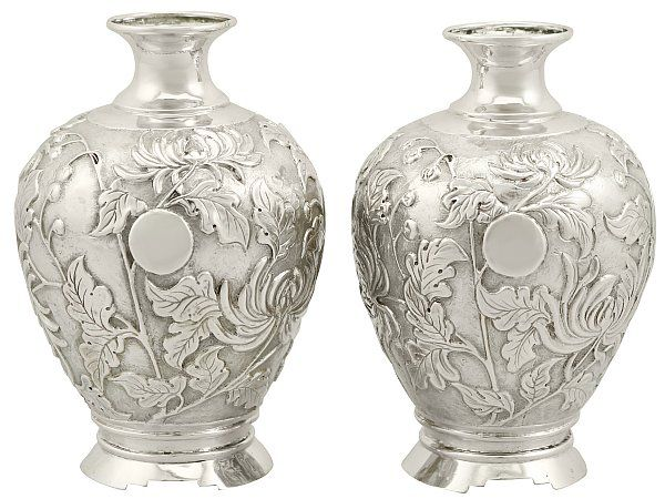 History of vases