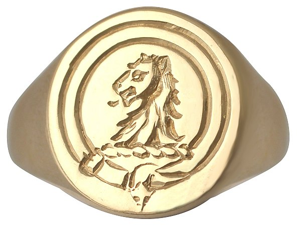 History of Signet Rings