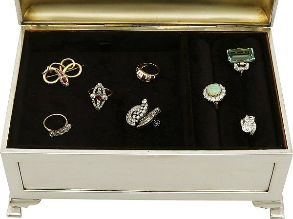 Jewellery Casket