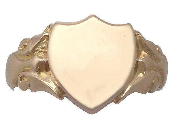 antique signet ring