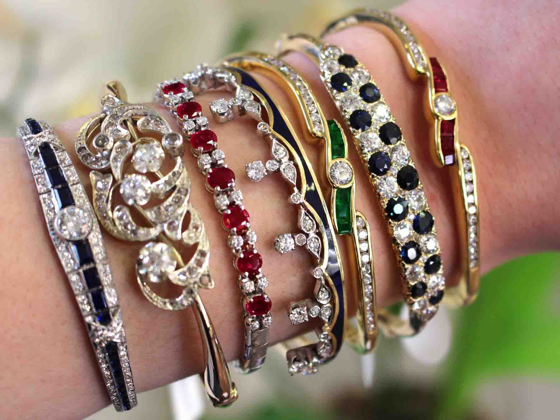 Antique and Vintage Bangles