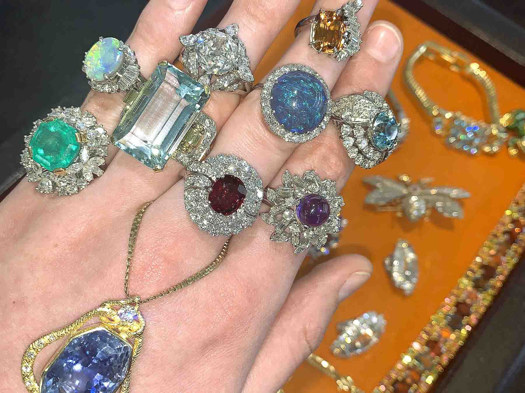 Too Much Jewellery?
