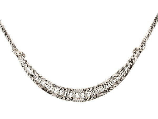 Diamond Snake Chain