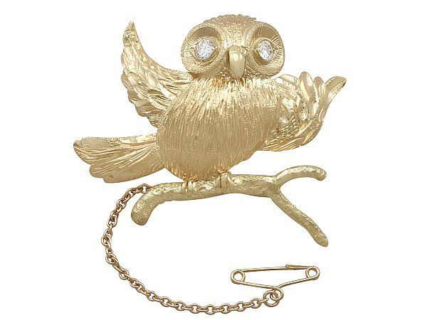 owl jewellery meaning