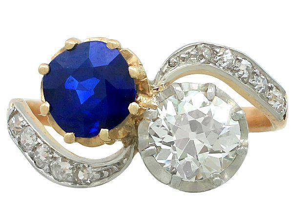 Toi et Moi Ring