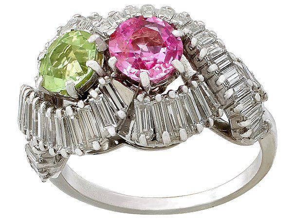 antique sapphire rings