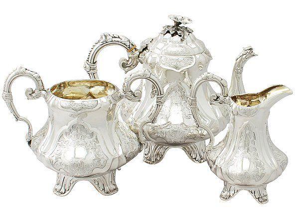 Victorian Tea Service