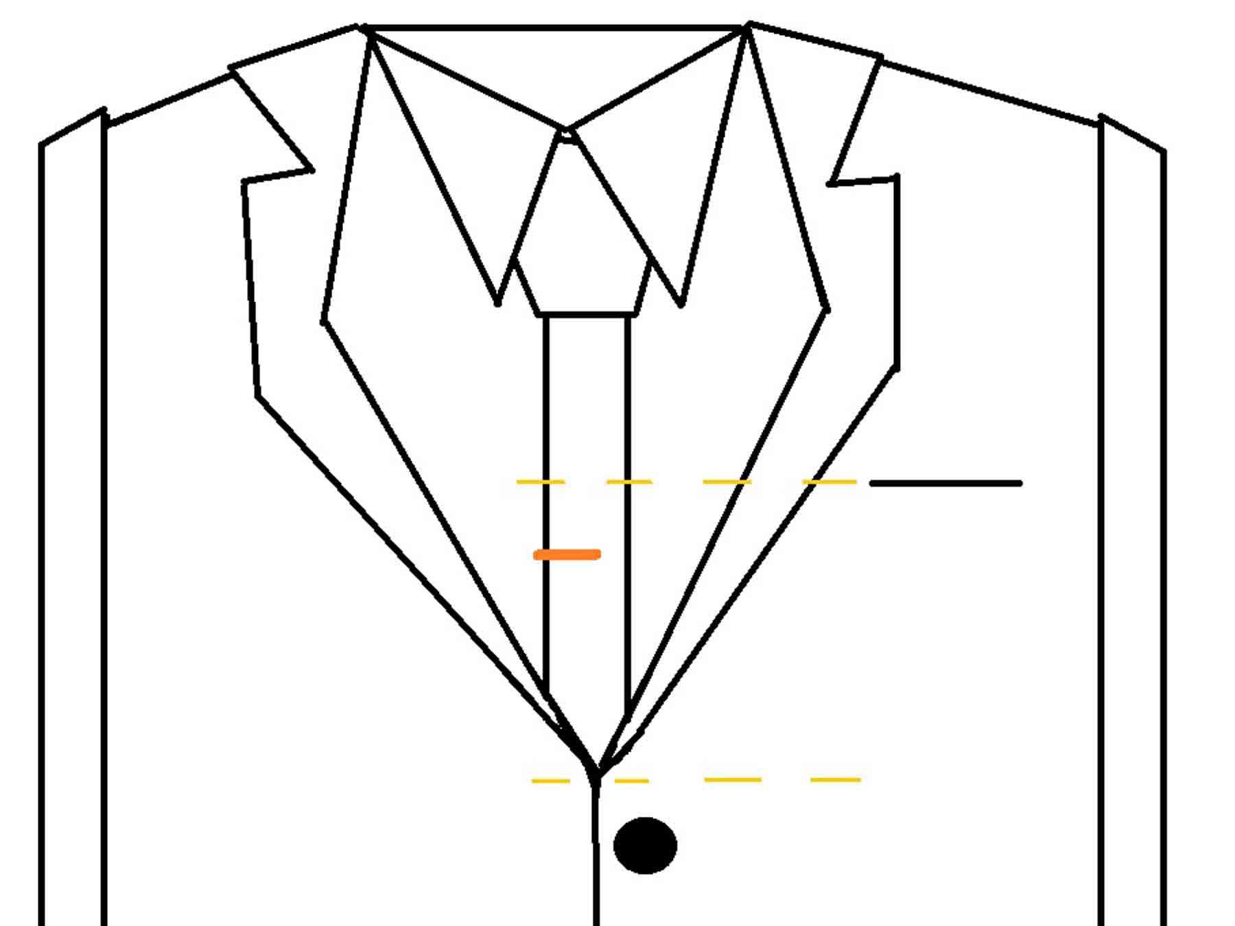 Tie Clip Diagram