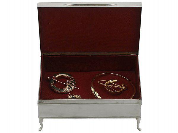 history of the trinket box