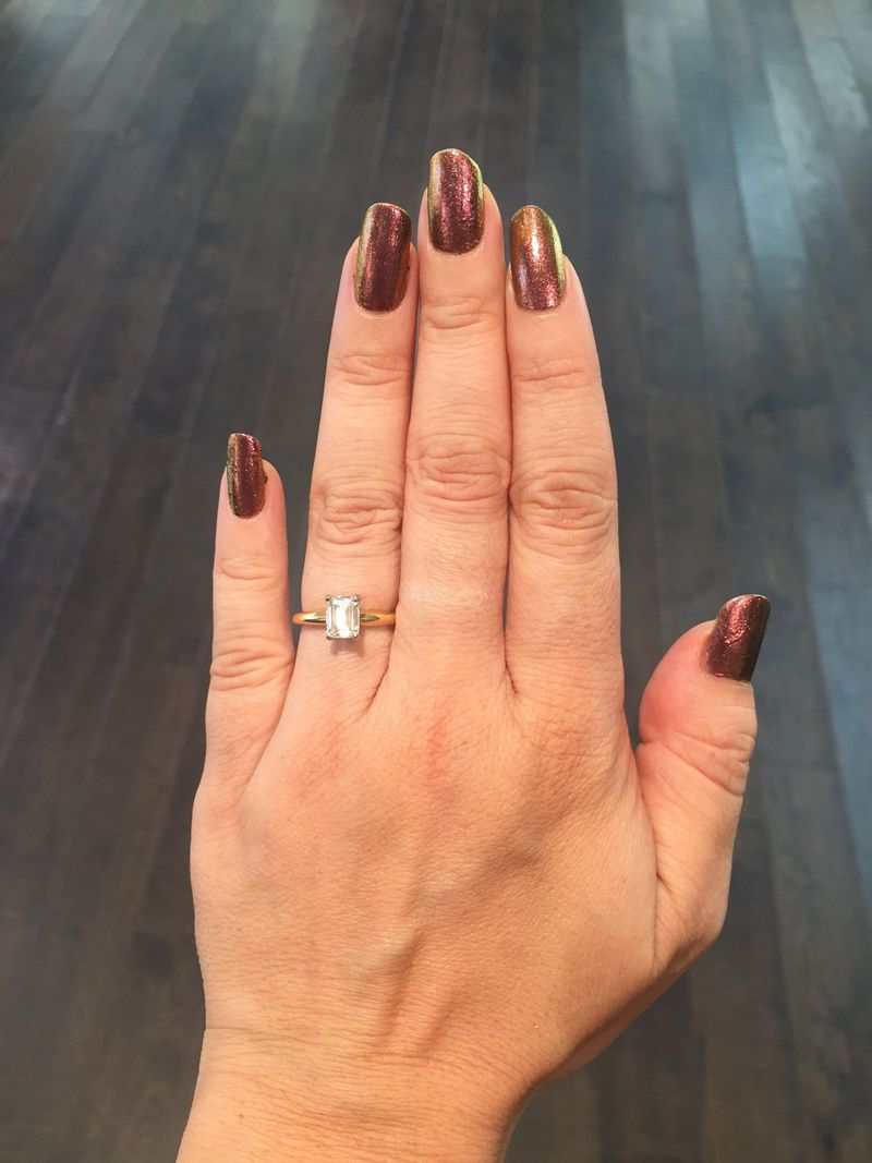 1 Carat Diamond Rings | Jewellery | AC Silver Blog