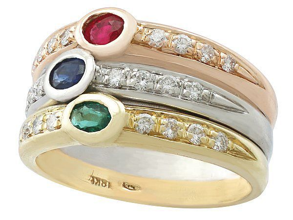 bridal sapphires