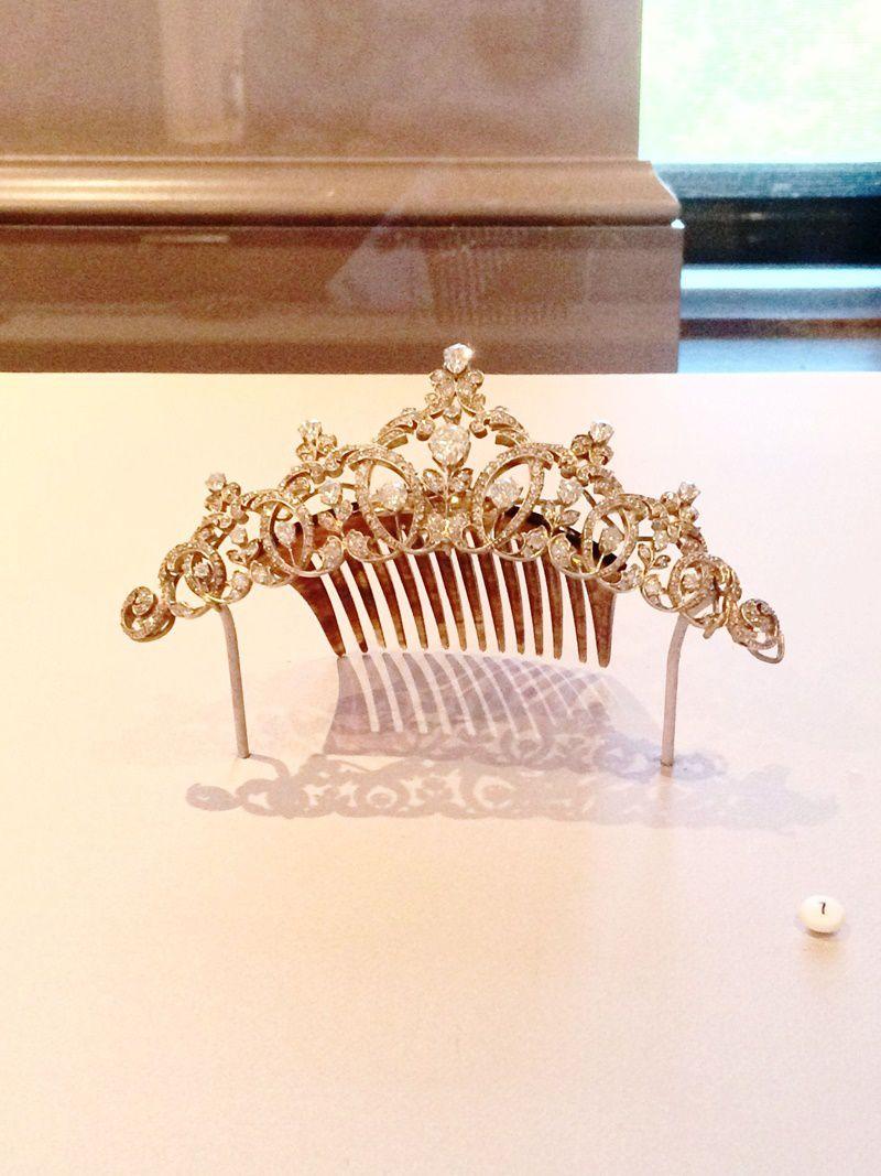 tiffany tiara