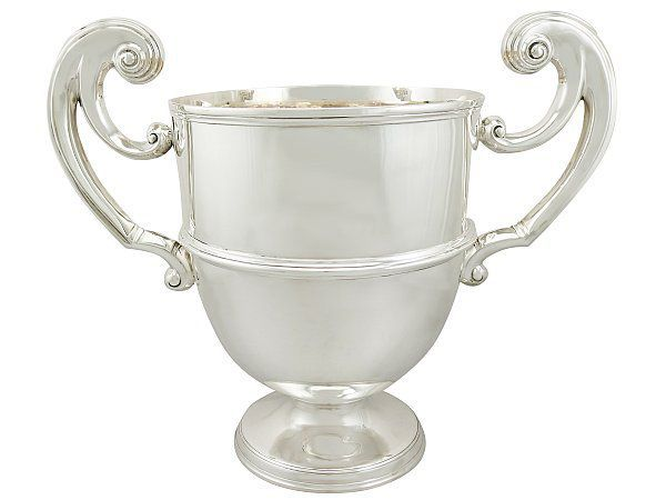 Sterling Silver Presentation Cup