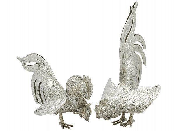 Cockerel Ornaments