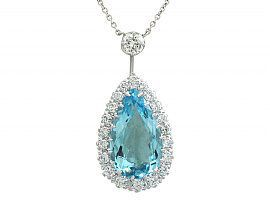 antique aquamarine jewellery