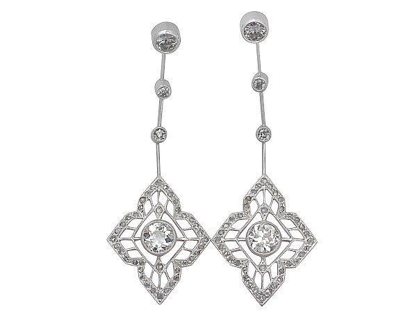 fa6d1227c 1920's Earrings and The Art Deco Era | AC Silver Blog