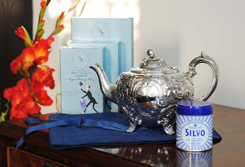 silver cleaning products silvo