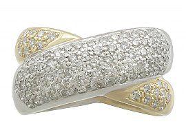 multi gold ring