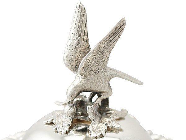 Eagle Shaped Finial
