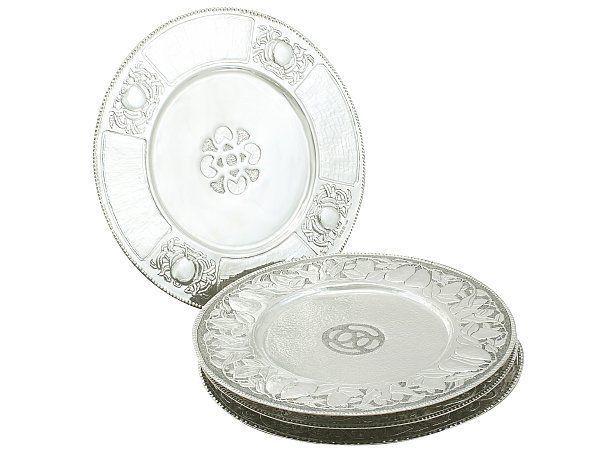 Easter Dinner Plates