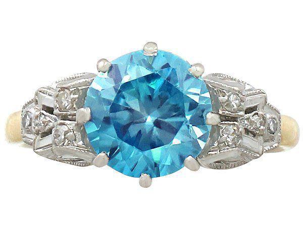 zircon ring