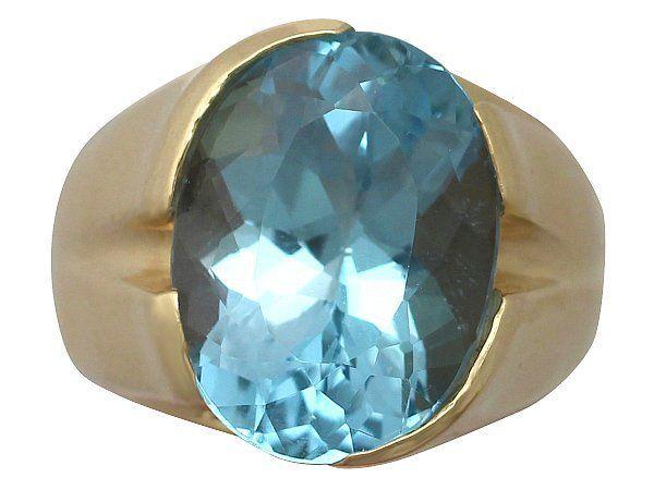 topaz ring