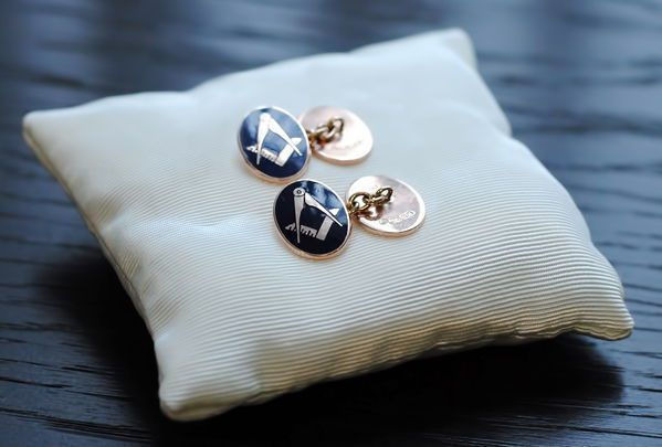 antique vintage cufflinks