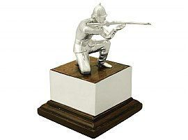 soldier trophy