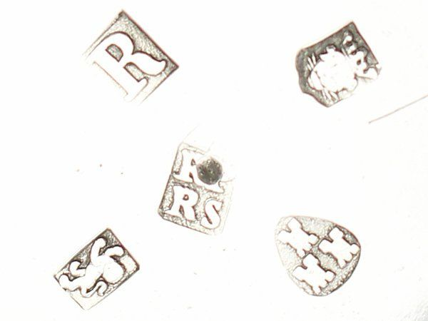 antique newcastle silver