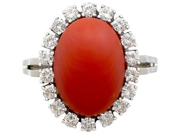 womens coral jewellery