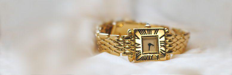 gold watch cartier