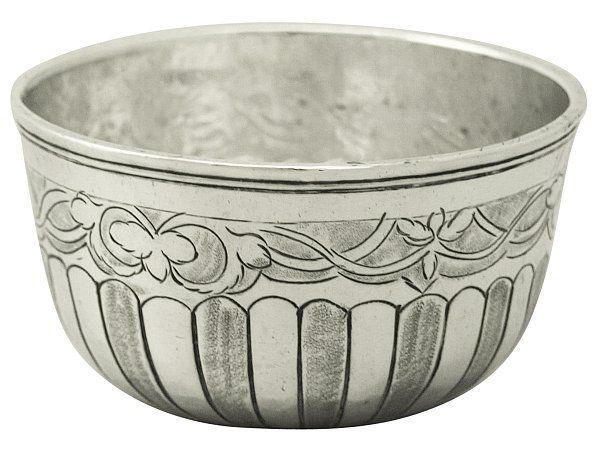 Russian Silver Drinking bowl