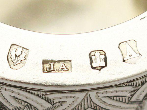 scottish silver hallmarks