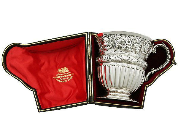 silver christening gifts