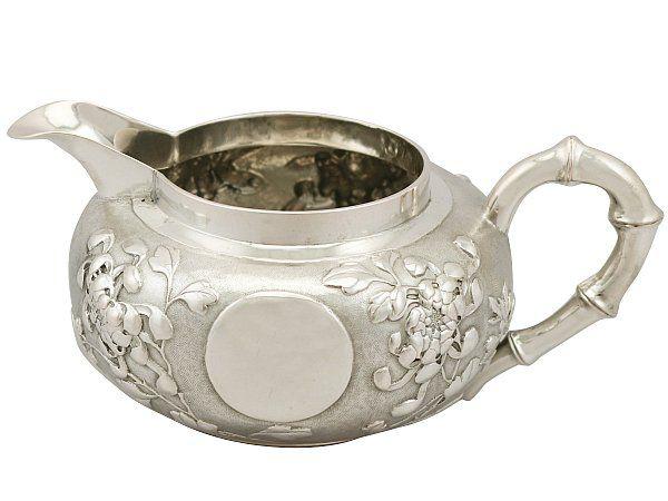 Victorian cream jugs