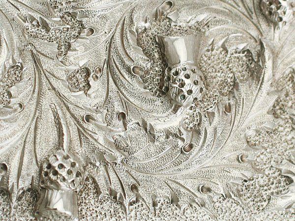 silver freedom casket