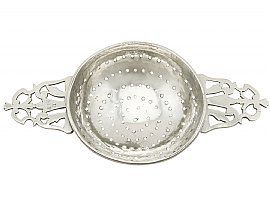 silver strainers