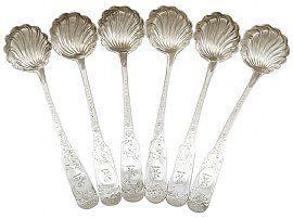 sterling silver ladles