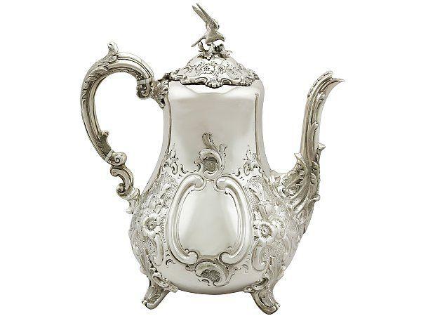 Victorian Coffee Pot