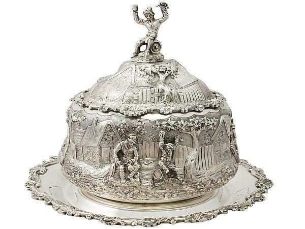 Victorian Preserve Dish