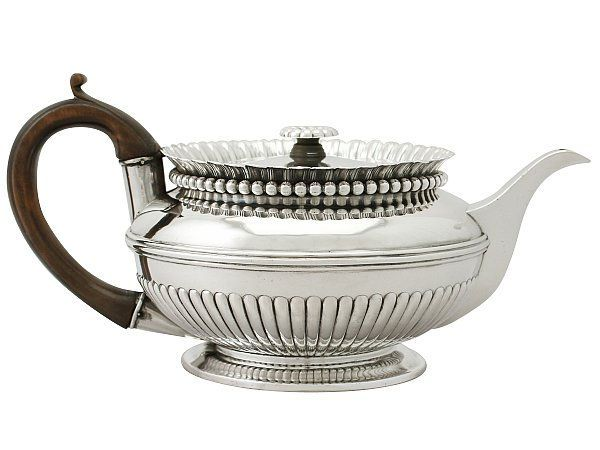 Paul Storr Teapot