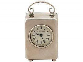 miniature clock