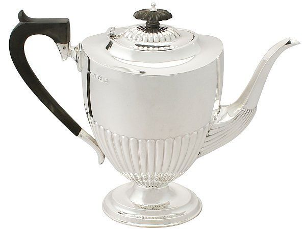 Queen Anne Coffee Pot