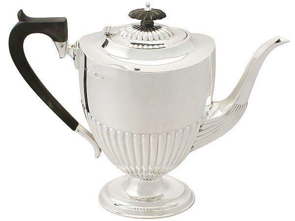 Queen Anne Coffee Pot