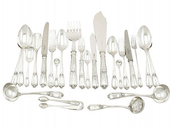 Sterling Silver Cutlery